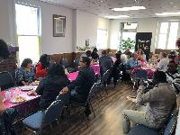Resurrection Sunday Feast 04/01/2018. Celebrating a Person, Not an Event